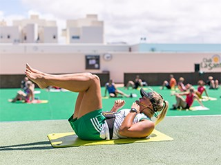 Fitness holidays at Club La Santa, Lanzarote