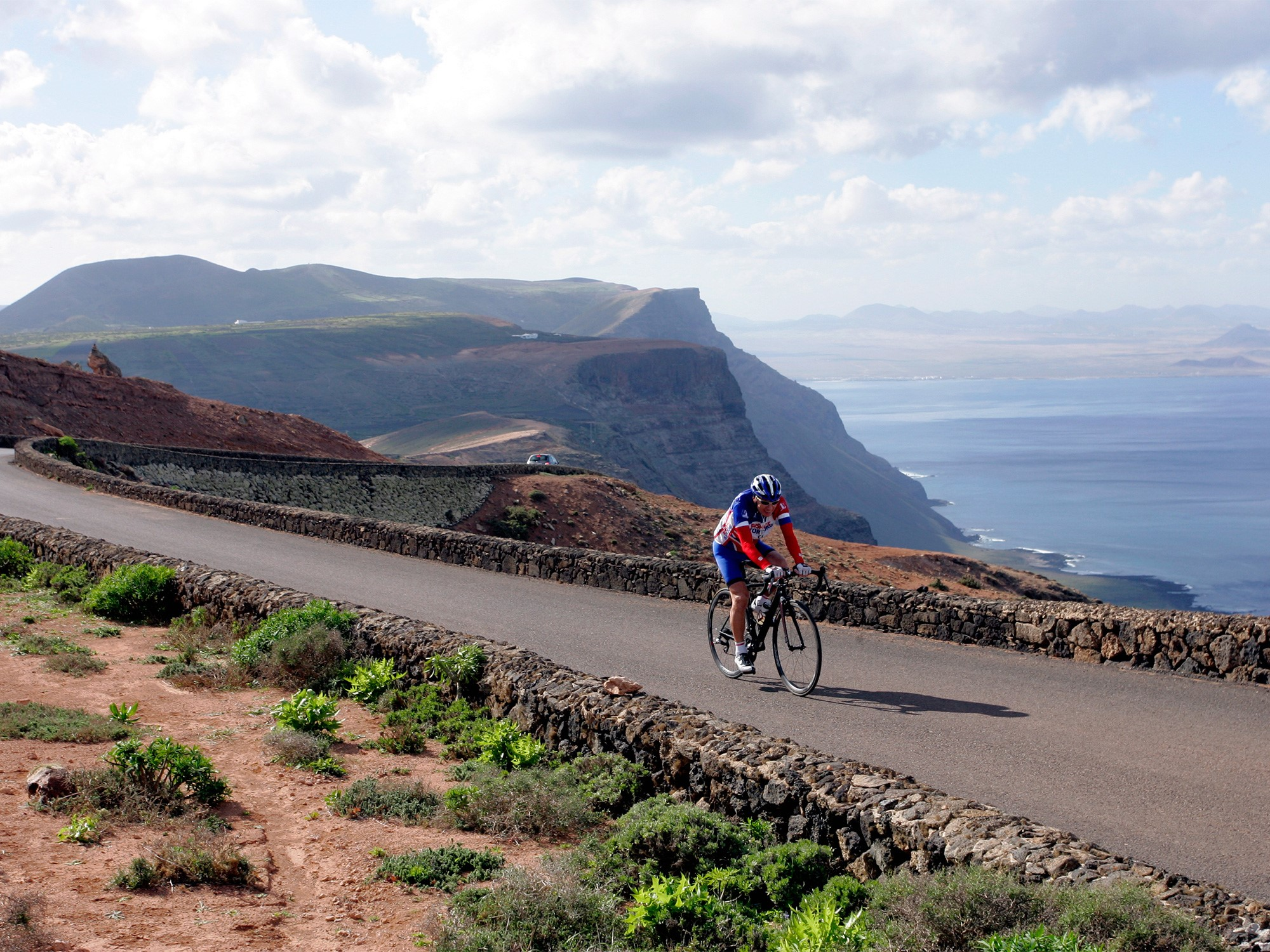 cycling holidays at Club La Santa, Lanzarote